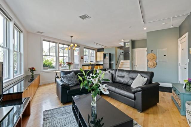 94 Hampshire St A, Cambridge, MA 02139 (MLS #72536004) :: DNA Realty Group