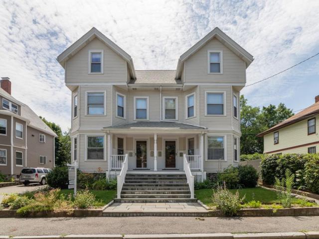 187 Brown St #1, Waltham, MA 02453 (MLS #72536015) :: Team Patti Brainard