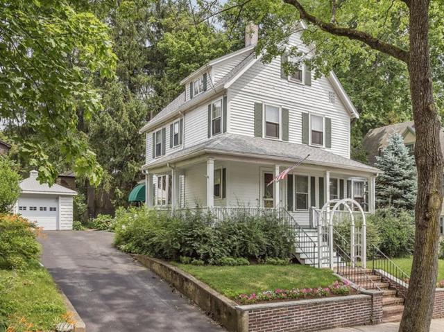 26 Kimball Road, Arlington, MA 02474 (MLS #72536027) :: Team Patti Brainard