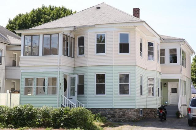 19-21 Coolidge St, Lawrence, MA 01843 (MLS #72536038) :: Exit Realty