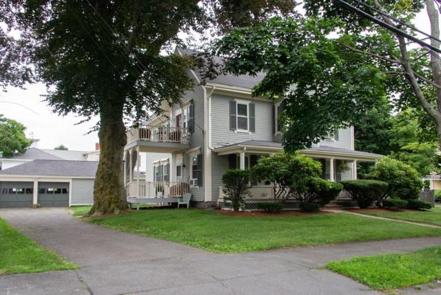 21 Cherry St. 2B, Danvers, MA 01923 (MLS #72536050) :: Maloney Properties Real Estate Brokerage