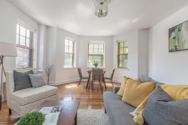 236 Beacon Street 2A, Boston, MA 02116 (MLS #72536056) :: The Russell Realty Group