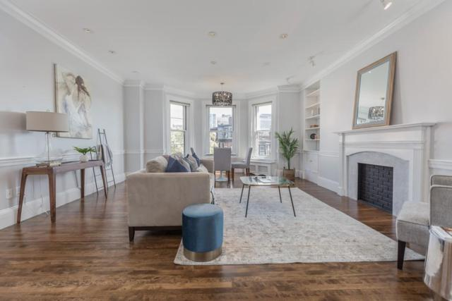 286 Beacon Street #9, Boston, MA 02116 (MLS #72536061) :: The Russell Realty Group