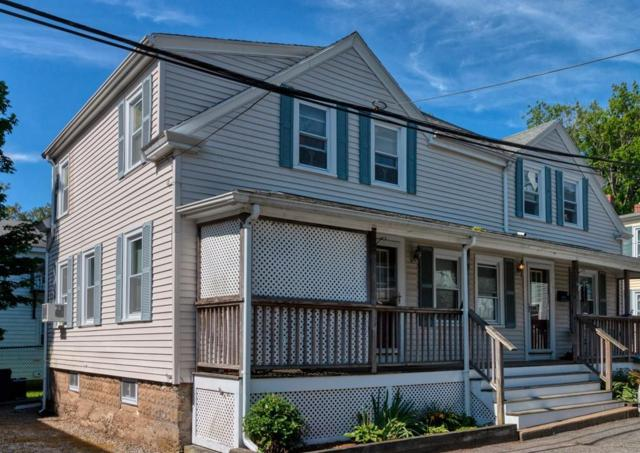 9 Fossa Ter #9, Beverly, MA 01915 (MLS #72536063) :: Exit Realty