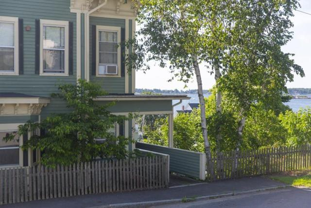 53 Summer St #2, Gloucester, MA 01930 (MLS #72536089) :: Maloney Properties Real Estate Brokerage