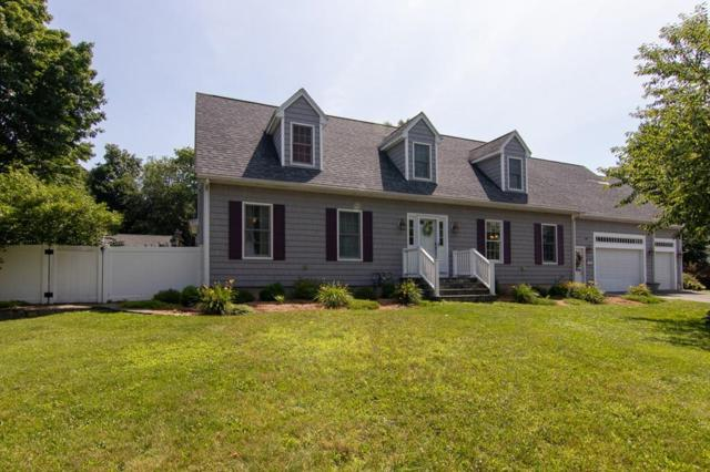33 Wentworth Ave, North Andover, MA 01845 (MLS #72536094) :: Exit Realty