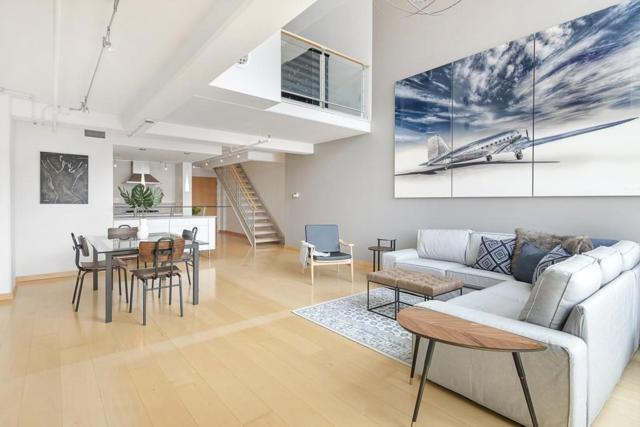 25 Channel Center Street #607, Boston, MA 02210 (MLS #72536115) :: The Russell Realty Group