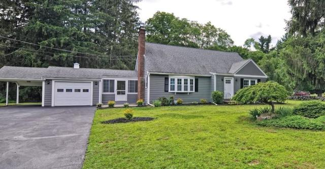 218 Concord St, Holliston, MA 01746 (MLS #72536122) :: Parrott Realty Group
