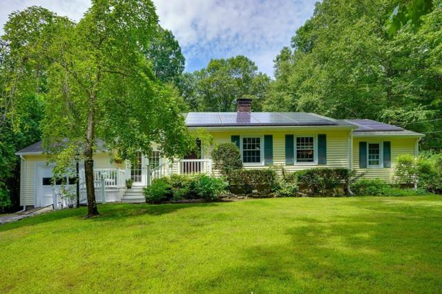 199 Brigham Hill Rd, Grafton, MA 01536 (MLS #72536130) :: The Russell Realty Group