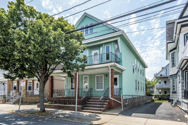 1101 Saratoga St, Boston, MA 02128 (MLS #72536144) :: The Russell Realty Group