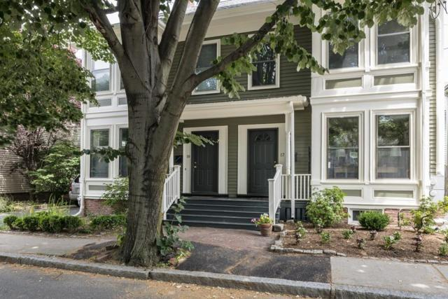 17 Saint Mary Road #17, Cambridge, MA 02139 (MLS #72536174) :: Maloney Properties Real Estate Brokerage