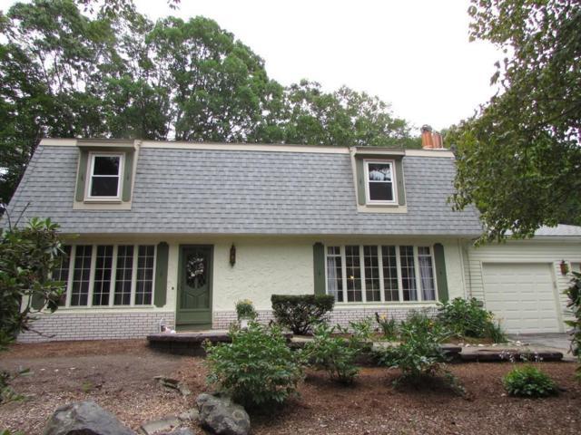 55 Ridgehill Road, Attleboro, MA 02703 (MLS #72536189) :: Maloney Properties Real Estate Brokerage