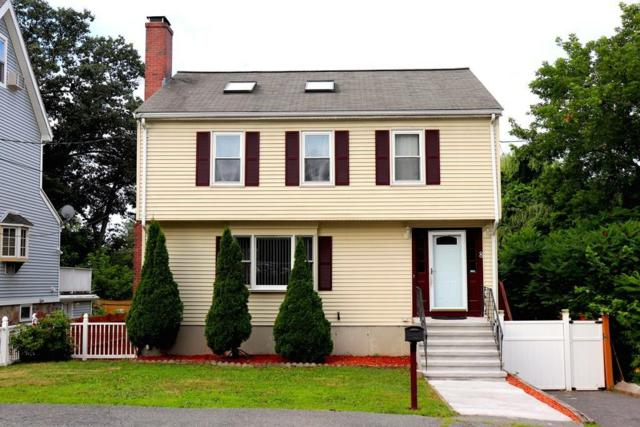 8 Grouse St, Boston, MA 02132 (MLS #72536213) :: Trust Realty One