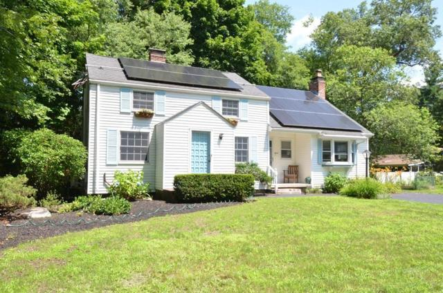 602 Potter Road, Framingham, MA 01701 (MLS #72536219) :: Parrott Realty Group