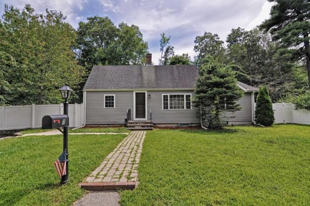 7 Gibbs Street, Natick, MA 01760 (MLS #72536264) :: Apple Country Team of Keller Williams Realty