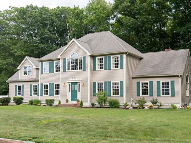 12 Comstock Way, Walpole, MA 02081 (MLS #72536271) :: Westcott Properties