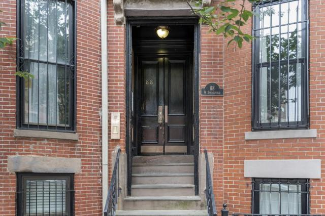 88 West Springfield #4, Boston, MA 02118 (MLS #72536280) :: The Russell Realty Group