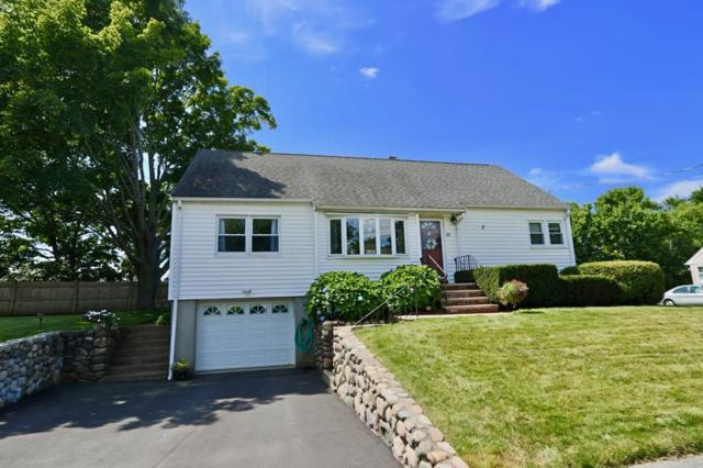 33 Richard Circle, Woburn, MA 01801 (MLS #72536295) :: Apple Country Team of Keller Williams Realty