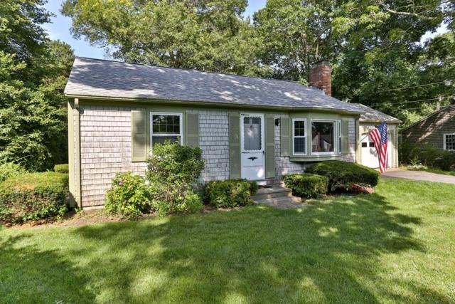 48 Clear Brook Rd, Yarmouth, MA 02673 (MLS #72536304) :: Team Tringali