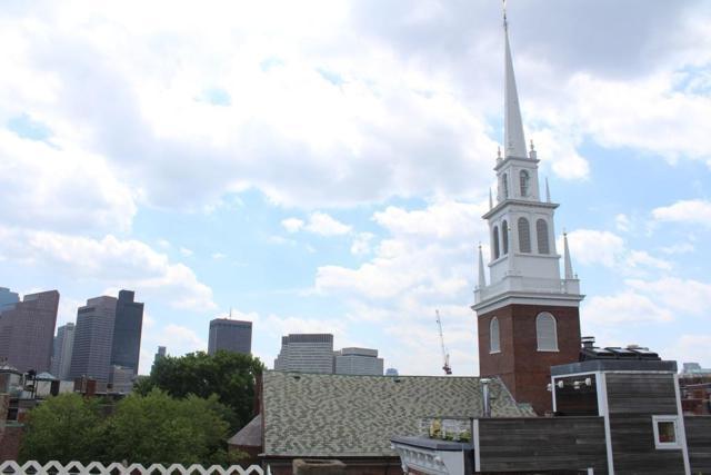 32 Charter Street #4, Boston, MA 02113 (MLS #72536338) :: AdoEma Realty