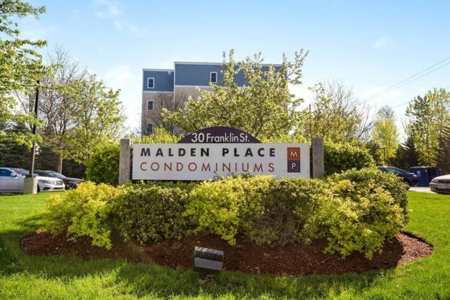 30 Franklin St #315, Malden, MA 02148 (MLS #72536354) :: DNA Realty Group