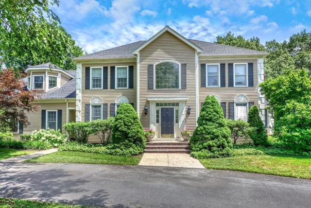 111 Dela Park Road, Westwood, MA 02090 (MLS #72536367) :: Trust Realty One