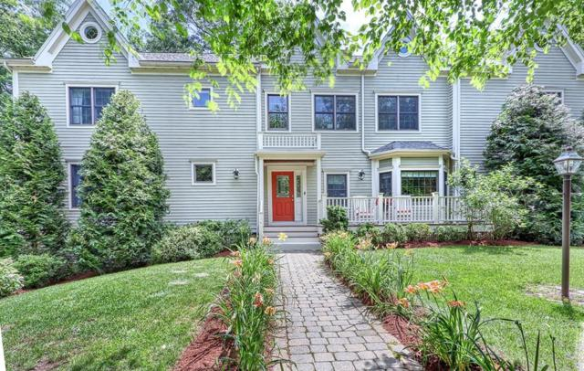 100 Wildwood Drive, Westwood, MA 02090 (MLS #72536368) :: Trust Realty One