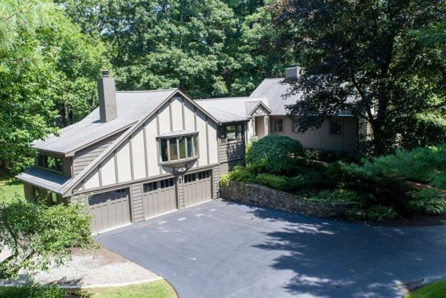 6 Woodchester Drive, Weston, MA 02493 (MLS #72536371) :: Apple Country Team of Keller Williams Realty