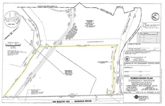308 Nashua Rd, Londonderry, NH 03053 (MLS #72536389) :: Westcott Properties