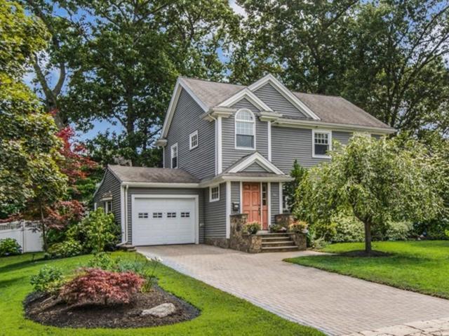 52 Harland Rd, Waltham, MA 02453 (MLS #72536423) :: Westcott Properties