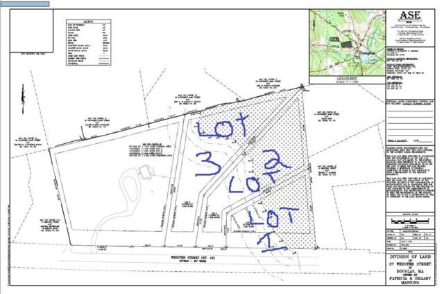 Lot 1 Webster St, Douglas, MA 01516 (MLS #72536425) :: Spectrum Real Estate Consultants