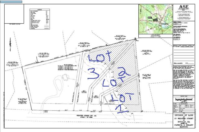 Lot 3 Webster St, Douglas, MA 01516 (MLS #72536427) :: The Russell Realty Group