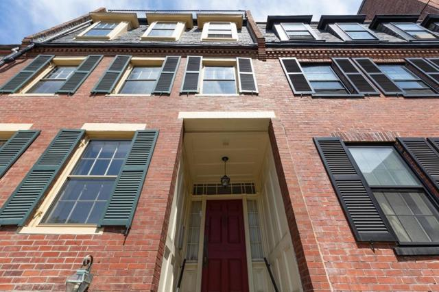 11 Knox Street, Boston, MA 02116 (MLS #72536434) :: The Russell Realty Group