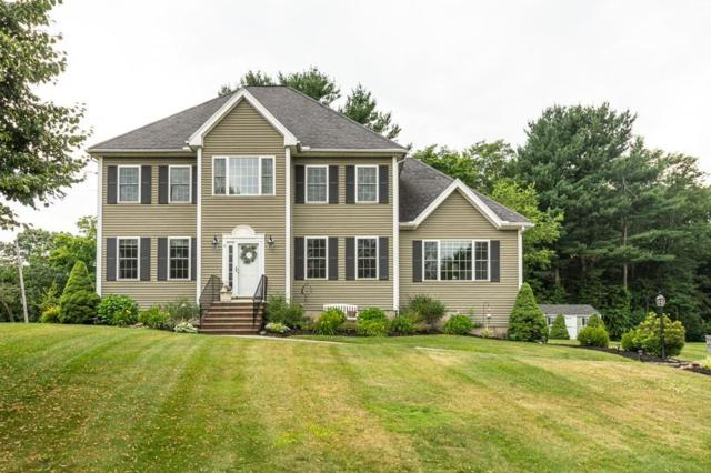 6 Foster Circle, Reading, MA 01867 (MLS #72536443) :: The Russell Realty Group