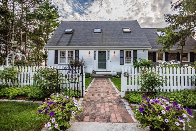 25 Highbank Rd, Dennis, MA 02660 (MLS #72536459) :: Westcott Properties