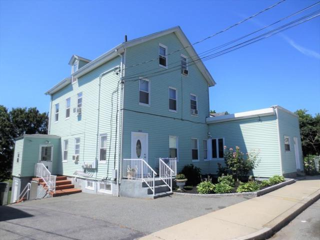 1025 Bay Street, Fall River, MA 02724 (MLS #72536472) :: The Russell Realty Group