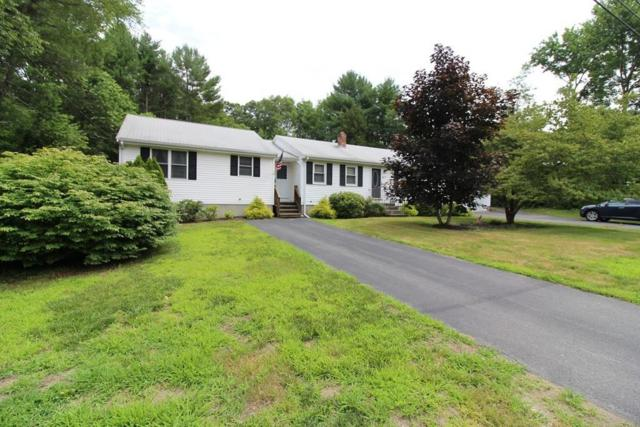 376 East St, Bridgewater, MA 02324 (MLS #72536473) :: The Russell Realty Group