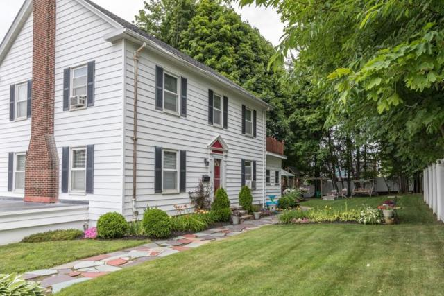 142 South Street, Fitchburg, MA 01420 (MLS #72536475) :: The Russell Realty Group