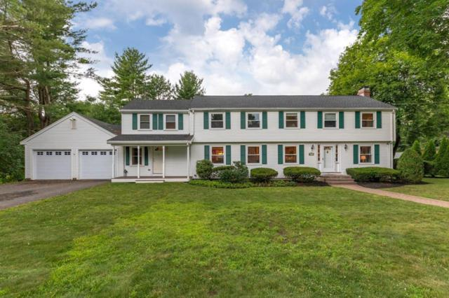7 Hawthorne Rd, Lexington, MA 02420 (MLS #72536479) :: The Russell Realty Group