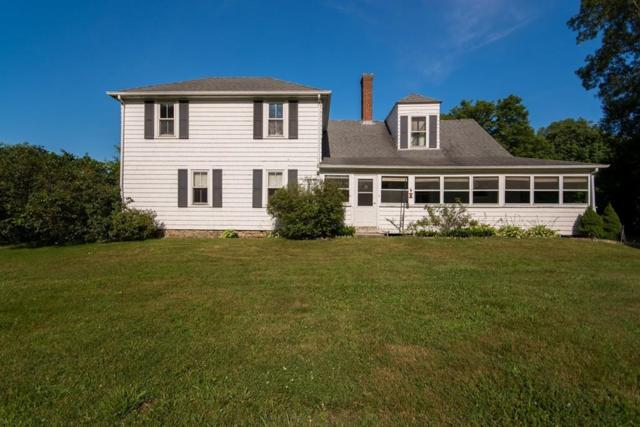 237 Pine St, Rehoboth, MA 02769 (MLS #72536506) :: The Russell Realty Group