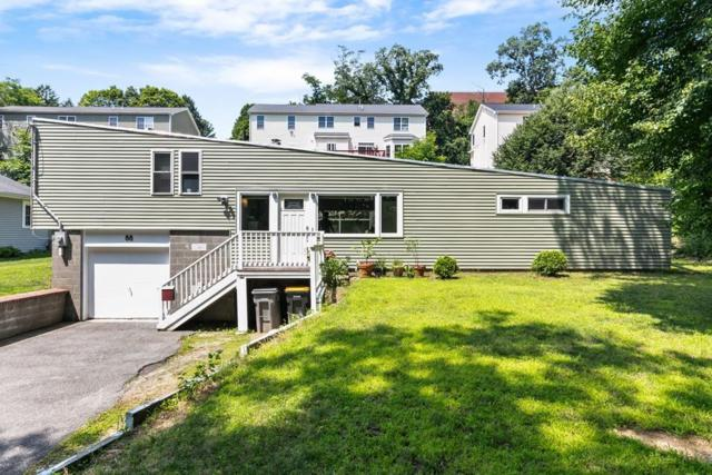 88 Normal Hill Rd, Framingham, MA 01702 (MLS #72536507) :: The Russell Realty Group
