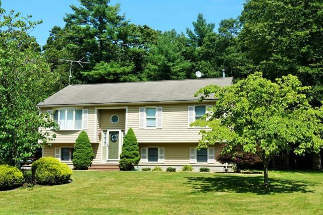 45 Jonathan Way, Taunton, MA 02780 (MLS #72536508) :: The Russell Realty Group