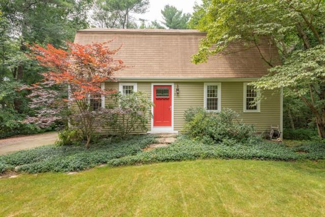 9 Shagbark Road, Easton, MA 02375 (MLS #72536509) :: The Russell Realty Group