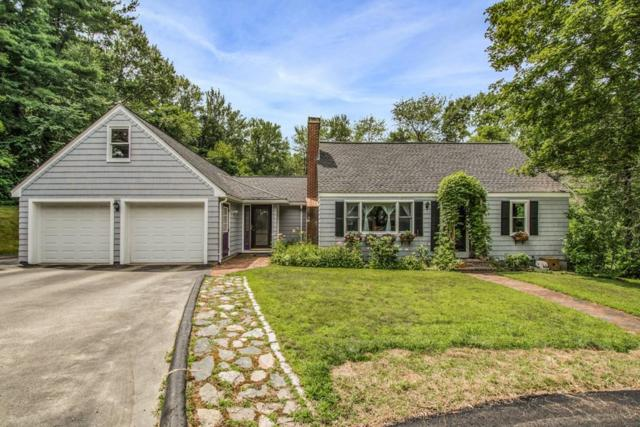 7 Hillcrest Dr, Westborough, MA 01581 (MLS #72536511) :: The Russell Realty Group