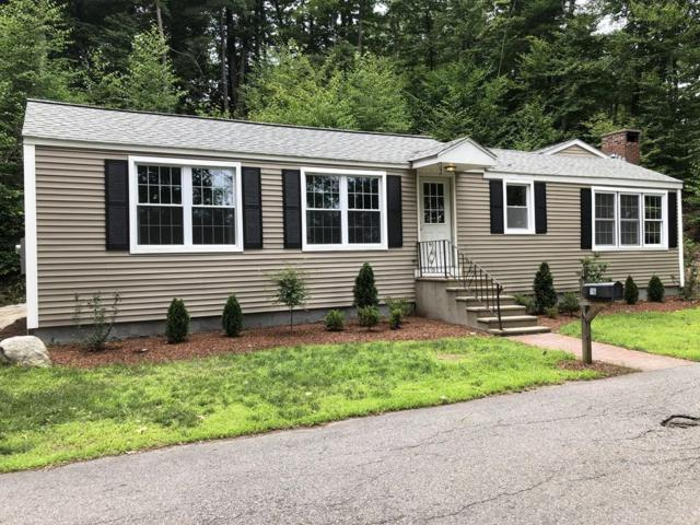 116 Rocky Pond Rd, Boylston, MA 01505 (MLS #72536513) :: The Russell Realty Group