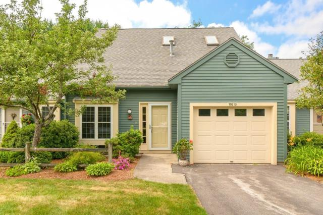 102 Ridgefield Cir B, Clinton, MA 01510 (MLS #72536527) :: The Russell Realty Group