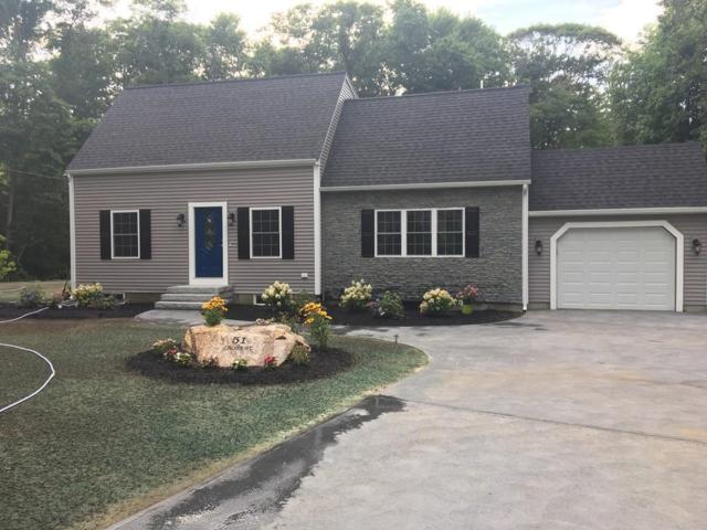 51 Cross St, Foxboro, MA 02035 (MLS #72536528) :: The Russell Realty Group