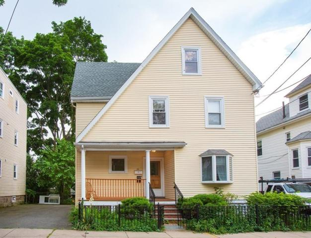 28 Montfern Ave, Boston, MA 02135 (MLS #72536535) :: The Russell Realty Group