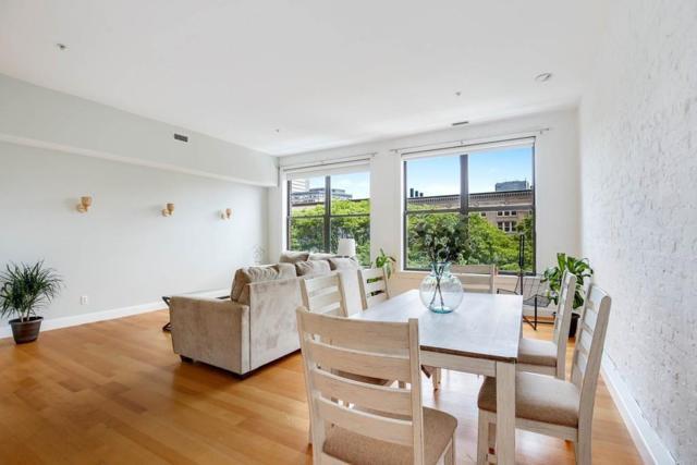 5-9 Hudson St 4S, Boston, MA 02111 (MLS #72536559) :: Spectrum Real Estate Consultants
