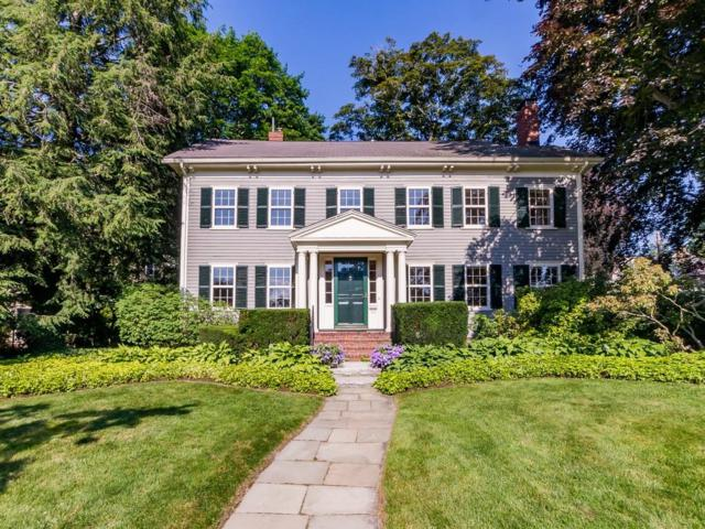 379 Main St, Winchester, MA 01890 (MLS #72536636) :: The Muncey Group